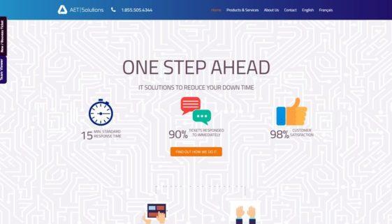 Сайт служби технічної підтримки